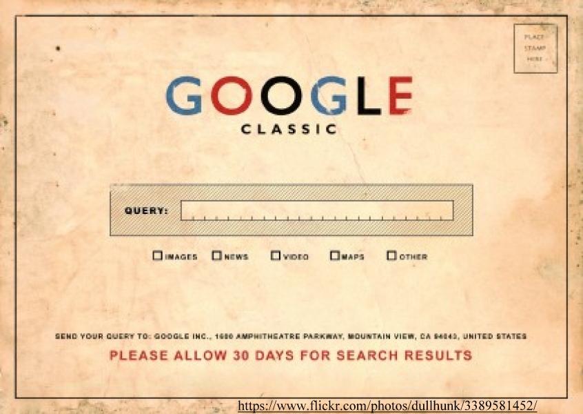Google search Module 2a
